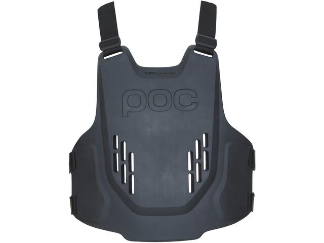 POC VPD System Chest Protector uranium black